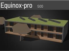 Ufficio prefabbricatoEQUINOX PRO - POPUP HOUSE