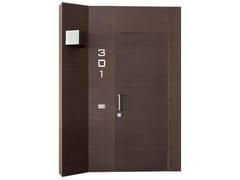 Porta tagliafuoco in legnoBUSSOLA 1 - SEBINO CHIUSURE