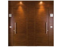 Porta tagliafuoco in legnoBUSSOLA 3 - SEBINO CHIUSURE