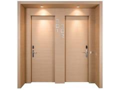 Porta tagliafuoco in legnoBUSSOLA 6 - SEBINO CHIUSURE