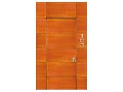 Porta tagliafuoco in legnoBUSSOLA 7 - SEBINO CHIUSURE