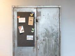 Lavagna per ufficio magnetica in feltro a pareteBuzziBoard - BUZZISPACE