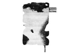 Tappeto fatto a mano in seta di bambù BYSKE NORDIC RAW MINI 031C - Henzel Studio Heritage: Andy Warhol / Art Rugs