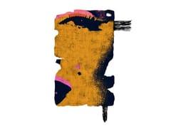 Tappeto fatto a mano in seta di bambù BYSKE NORDIC RAW MINI 031F - Henzel Studio Heritage: Andy Warhol / Art Rugs