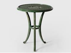 Tavolo da giardino rotondo in alluminioBYZANTIUM | Tavolo da giardino - MOYER CONTINENTAL