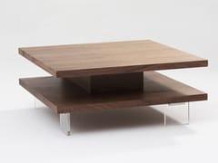 Tavolino da caffè quadrato in legnoCT-310 | Tavolino - ADWIN FURNITURE