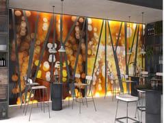 Pannello decorativo luminoso in PMMA con LED integratiC-BEAMS - TECNOGRAFICA