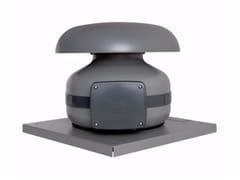 Vortice, CA 150 MD E RF Aspiratore centrifugo da condotto per esterno da tetto