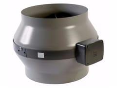Vortice, CA 250 MD E Aspiratore centrifugo assiale in acciaio