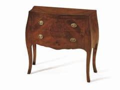 Cassettiera in legno massello CANALETTO | Cassettiera - Canaletto
