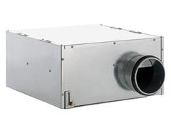 Aspiratore centrifugo da condottoCA IL 150 Q - VORTICE ELETTROSOCIALI