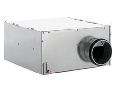 Aspiratore centrifugo da condottoCA IL 160 - VORTICE ELETTROSOCIALI