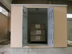 Betoncablo, DG2062 BOX RIDOTTO Cabina elettrica Enel