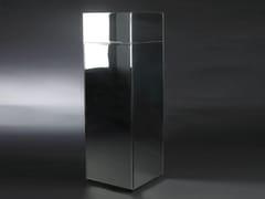 Piedistallo in vetro a specchioSPECCHIO - VGNEWTREND