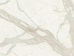 Pavimento/rivestimento in gres porcellanato effetto marmo per interniCALACATTA ACTIVE - ARIOSTEA