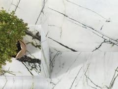 Pavimento/rivestimento in gres porcellanato effetto marmoXTONE - CALACATTA GREEN - PORCELANOSA GRUPO