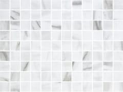 ONIX®, CALACATTA MATTE Mosaico in vetro per interni ed esterni