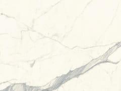 Pavimento/rivestimento in gres porcellanato effetto marmo per interniCALACATTA STATUARIO ACT - ARIOSTEA