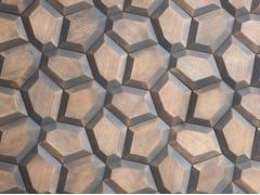 Rivestimento tridimensionale modulare in legnoCALIFORNIA - NEXT LEVEL DESIGN STUDIO