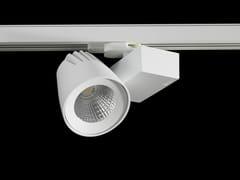 Illuminazione a binario a LED in alluminio verniciato a polvere CALLISTO MINI -