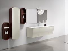Mobile lavabo sospeso con specchioCALYPSO 06 - BMT