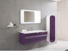 Mobile lavabo sospeso con specchioCALYPSO 07 - BMT