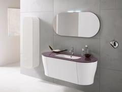 Mobile lavabo sospeso con specchioCALYPSO 10 - BMT