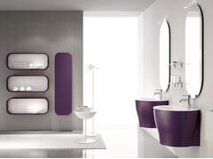 Mobile lavabo sospeso con specchioCALYPSO 14 - BMT