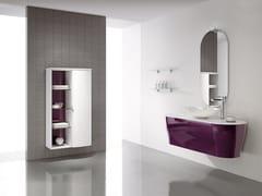 Mobile lavabo sospeso con specchioCALYPSO 15 - BMT
