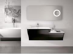 Mobile lavabo sospeso con specchioCALYPSO 16 - BMT