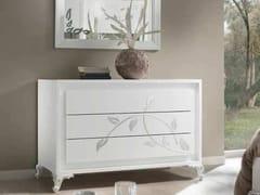 Cassettiera in legno masselloCAMELIA | Cassettiera - ARVESTYLE
