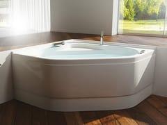 Vasca da bagno angolare idromassaggio in acrilicoCAMELIA - RELAX DESIGN
