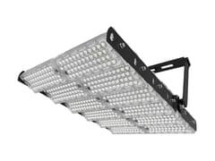 Proiettore per esterno a LED orientabile in alluminioCAMPO 1440 - NEXO LUCE