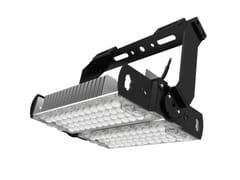 Proiettore per esterno a LED orientabile in alluminioCAMPO 240 - NEXO LUCE
