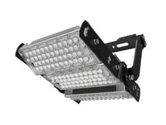 Proiettore per esterno a LED orientabile in alluminioCAMPO 320 - NEXO LUCE