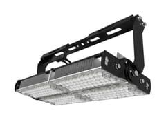 Proiettore per esterno a LED orientabile in alluminioCAMPO 480 - NEXO LUCE