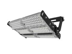 Proiettore per esterno a LED orientabile in alluminioCAMPO 720 - NEXO LUCE