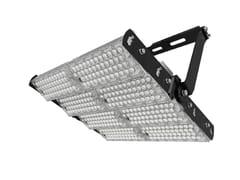 Proiettore per esterno a LED orientabile in alluminioCAMPO 960 - NEXO LUCE