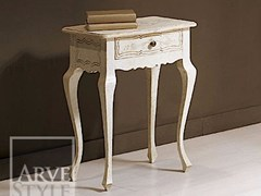 Tavolino laccato in legno massello CANALETTO | Tavolino laccato - Canaletto