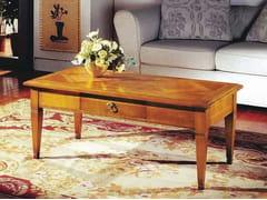 Tavolino rettangolare in ciliegio CANALETTO | Tavolino rettangolare - Canaletto
