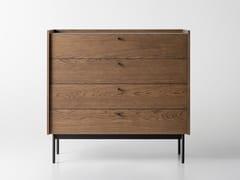 Cassettiera in legnoCANELLI | Cassettiera - ZEGEN