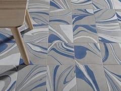 Pavimento/rivestimento in gres porcellanato per interni ed esterniCANVAS - HARMONY