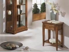 Tavolino in legno massello con vano contenitoreCAPRI | Tavolino - ARVESTYLE