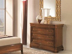 Cassettiera in legno masselloCAPRI | Cassettiera in legno massello - ARVESTYLE