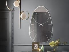 Orologio in vetro a specchio da pareteCAPRI - RIFLESSI