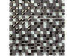 BOXER, CARBON GLASS Mosaico in basalto