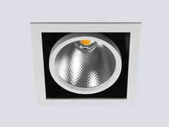 Faretto a LED quadrato da incasso CARDAN 90.1 - Cardan