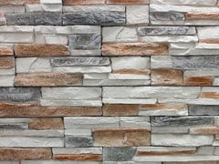 Decor, CARLO MAGNO Rivestimento in pietra ricostruita