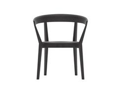 Sedia in legno con braccioliCAROLA SO0907 - ANDREU WORLD