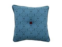 Cuscino quadrato in tessuto CARRÉ 222-15 -